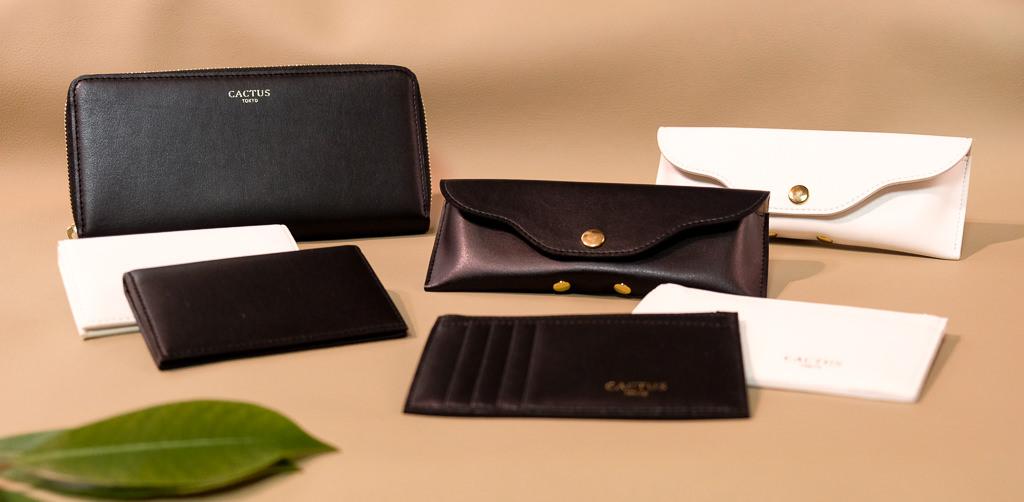 CACTUS(カクタス) 「サボテン」からできた革製品