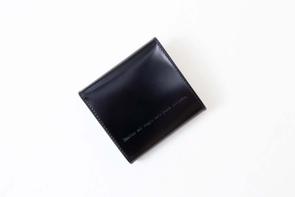 オーダーメイド コードバン コンパクト財布 02