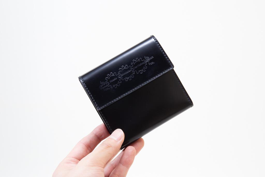 オーダーメイド コードバン コンパクト財布 06