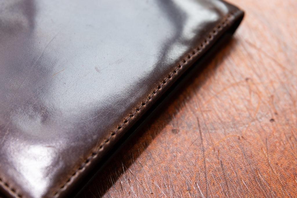 二つ折り財布修理13