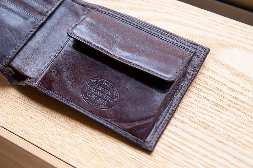 二つ折り財布修理20