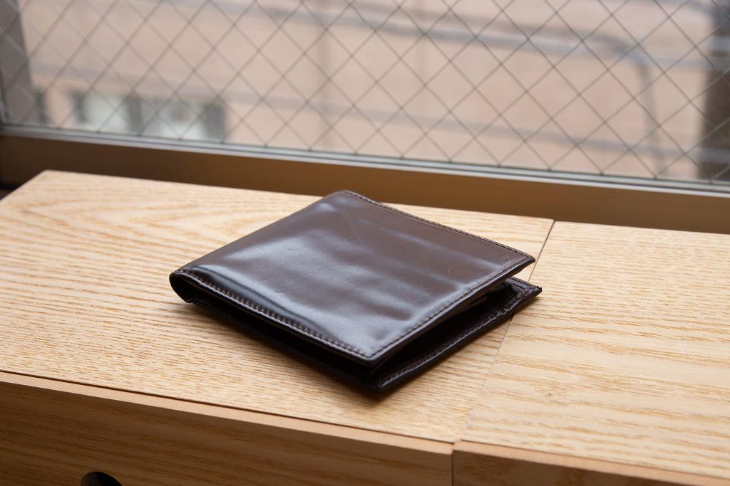 二つ折り財布修理21